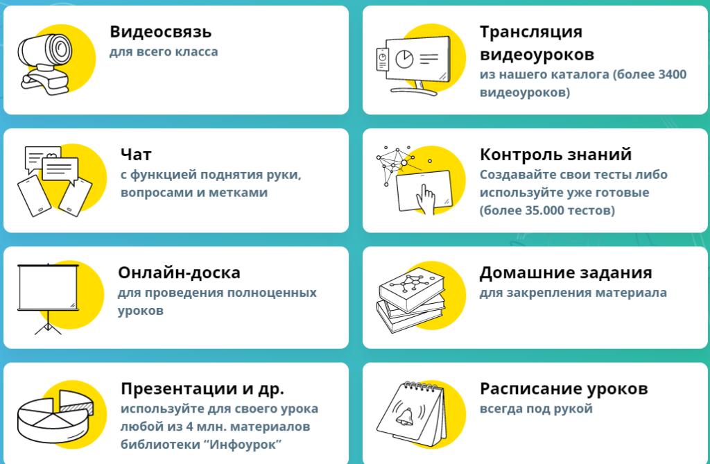 В онлайн школе Инфоурок
